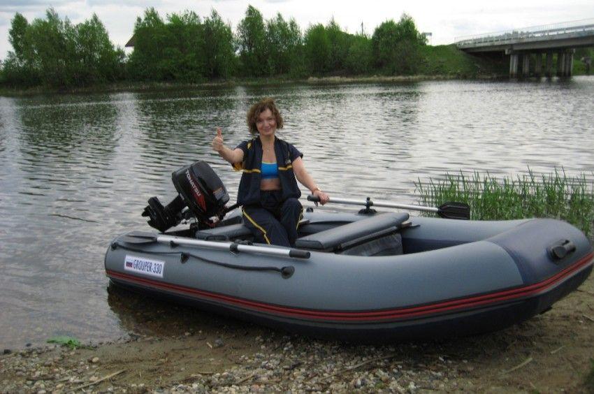 групер лодки официальный