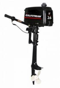 Лодочный мотор GOLFSTREAM Т2.6СBMS